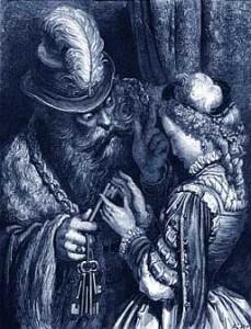 Bluebeard, Dore