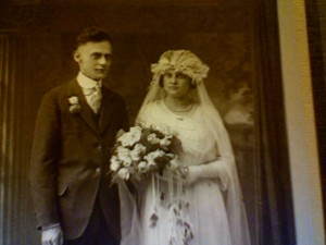 My Grandparents Ernest and Pearl Hebert