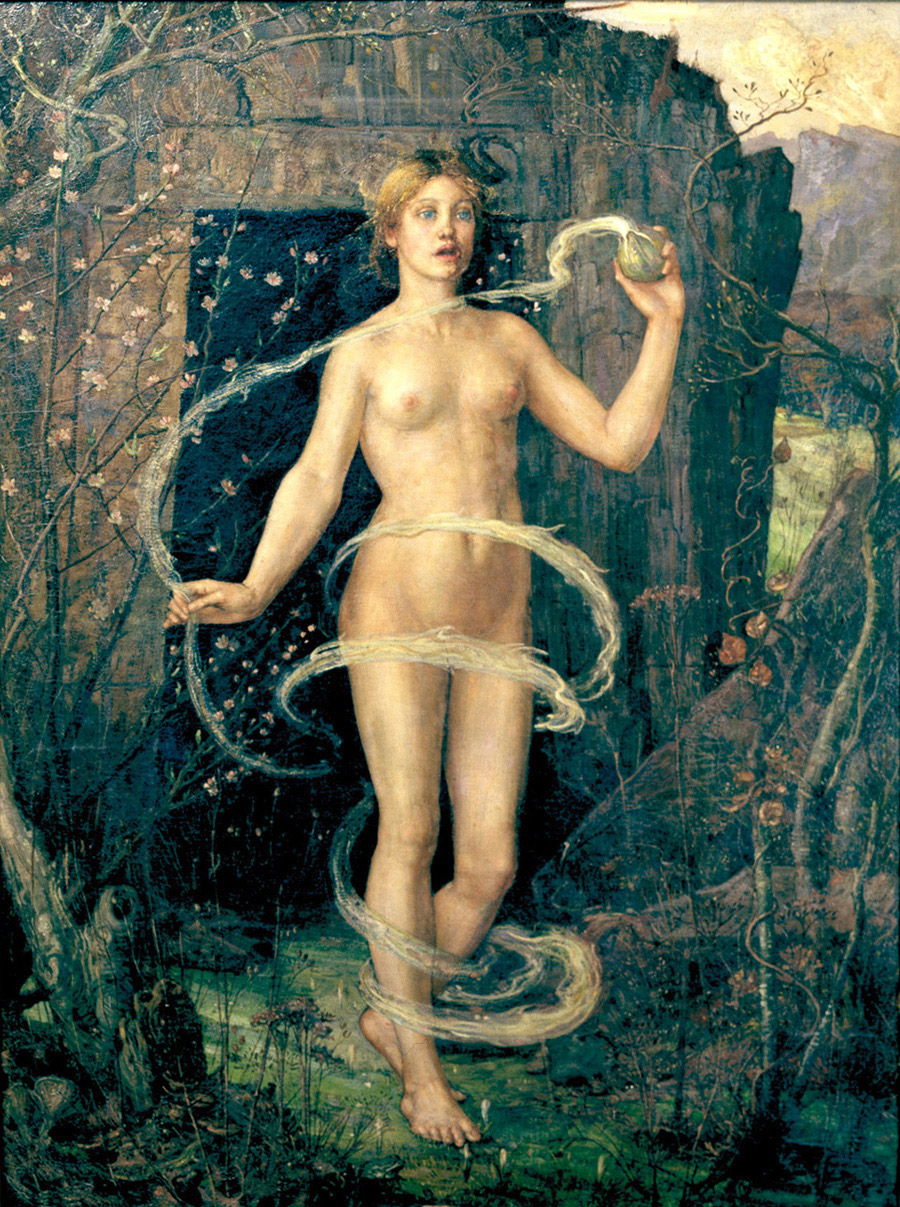 Spring Witch, George Wilson