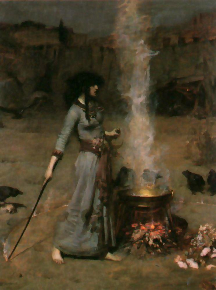 Waterhouse, Magic Circle