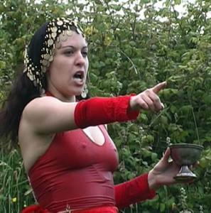 Alison Rockbrand as Babalon