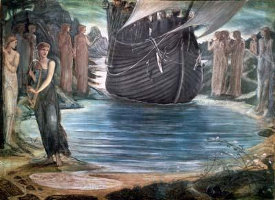 Sirens, Burne-Jones