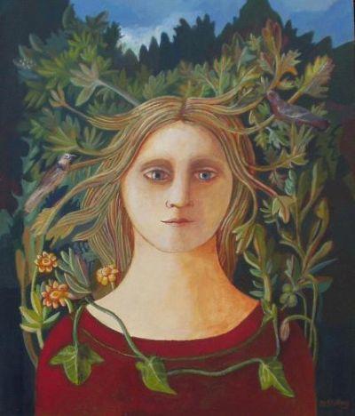 Slattery, Woodland Woman