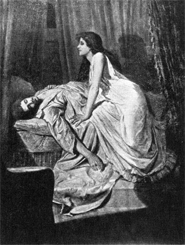 the-vampire-edward-burne-jones-1897